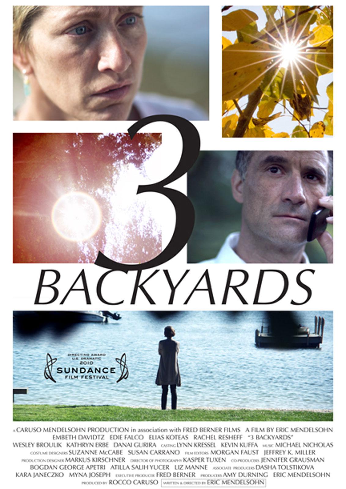 3 Backyards (2010)