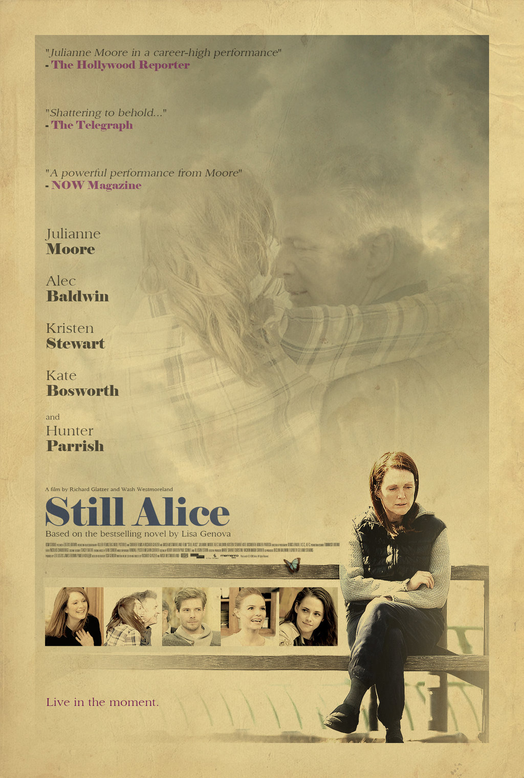 still alice Buy a cheap copy of still alice book by lisa genova this ham has been smoked for 12 hours free shipping over $10.