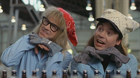 waynes-world-movie-laverne-and-shirley-shotz-brewery-dana-carvey-garth-wayne-mike-myers
