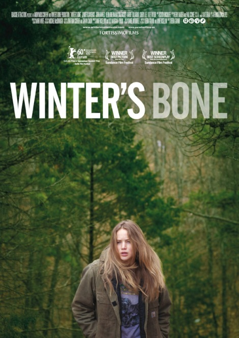 Wintersbone A4-advertentie
